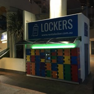 ent A Locker - Beach storage hire lockers offers baggage luggage storage at the beach, Airport, Amusement Park or Shopping Centre