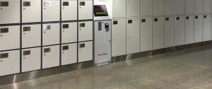 Rent A Locker - Luggage Lockers Brisbane Airport Skygate