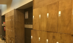 Rent A Locker - Custom Built Timber Lockers