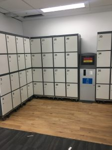 Electronic Hire Lockers