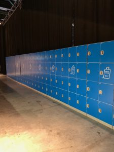 Event Lockers ICCC Sydney