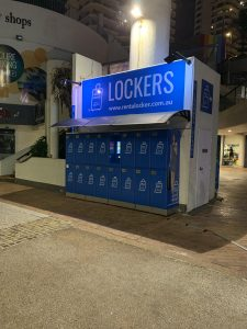 Luggage Bagagge Lockers Surfers Paradise Gold Coast